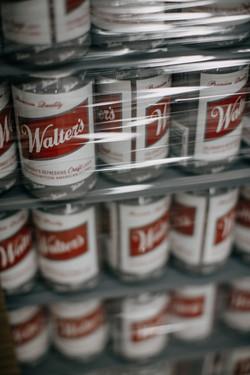Walter's Original Cans