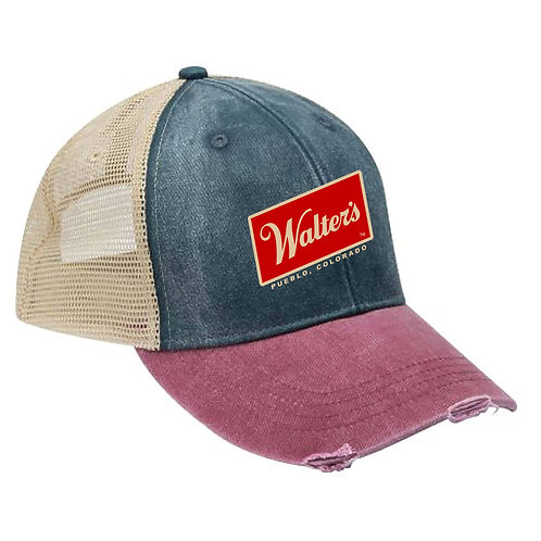 Vintage Tattered Cap