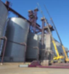 Cargill MN Grain Bin Addition