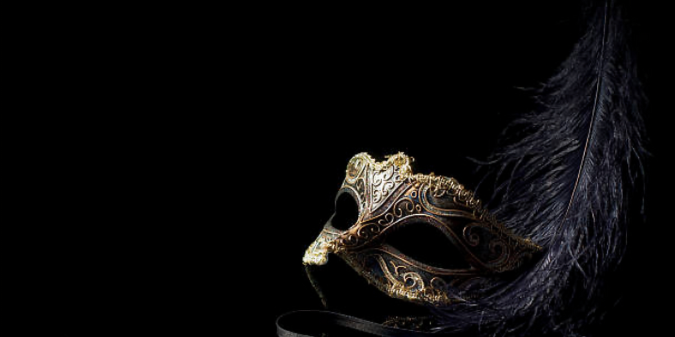 "Sensual-Abend: ""Maskenball - lasst die Masken fallen…"""