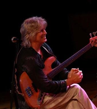 Trey Thompson on Electric Bass