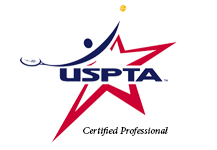 USPTA Certified Professional