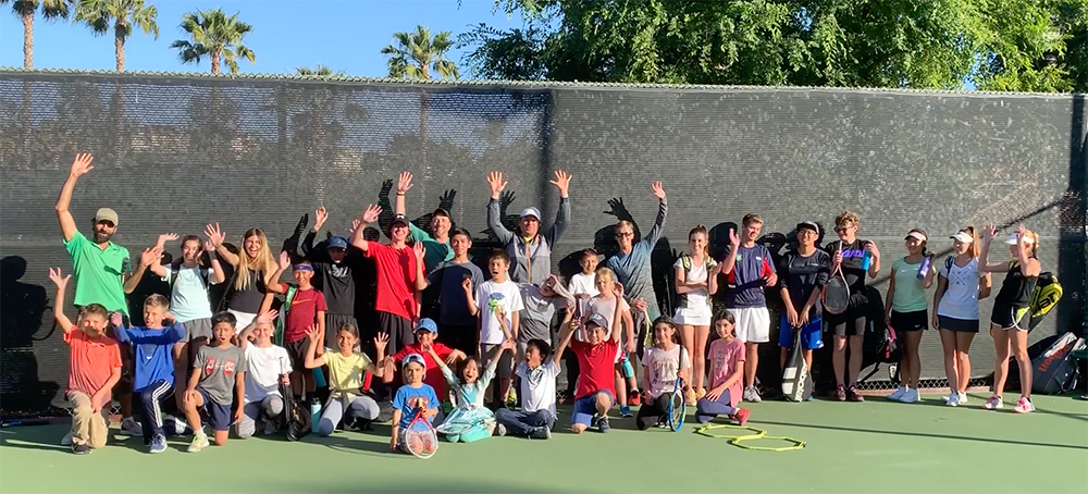 Junior Clinic April 2019