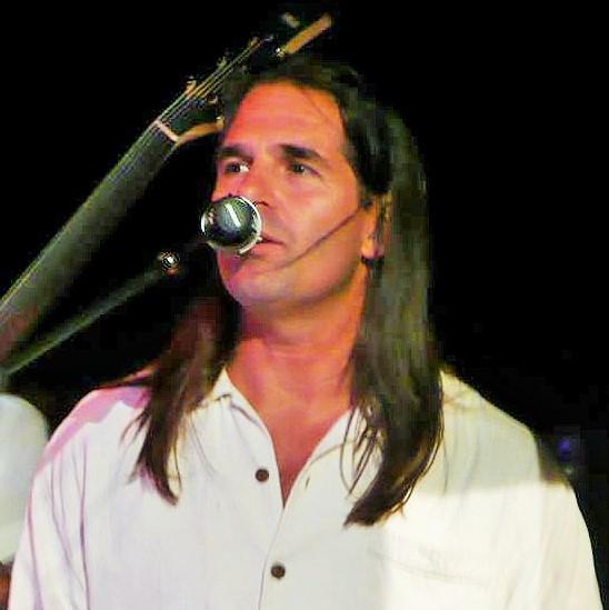 Michael Ruff on Keyboard, Accordian