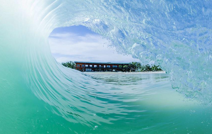 An American Wave Machine PerfectSwell Wave Coming to Thermal Beach Club