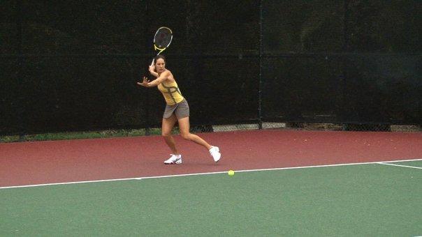 WTA Pro Dominika's Forehand