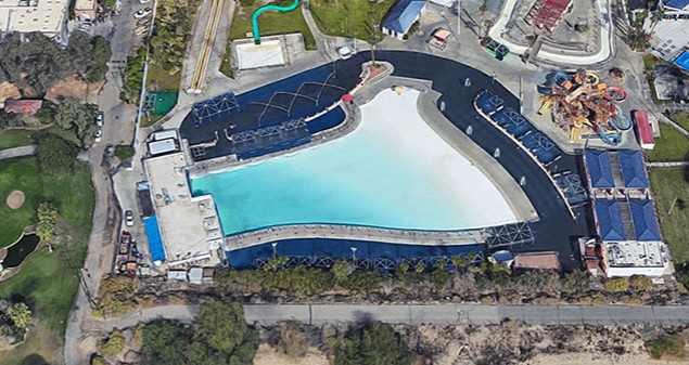 Pam Springs Surf Club Proposed Wave Pool