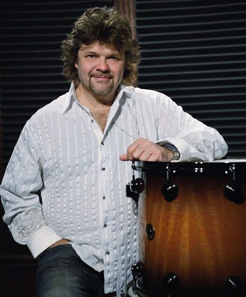 Joel Taylor on Drums