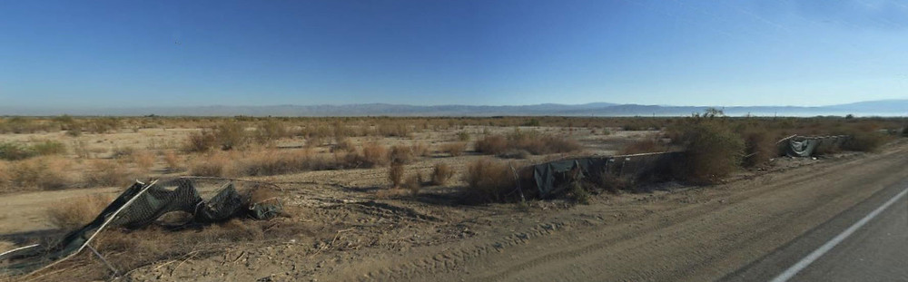 Site of Thermal Beach Club, Coachella Valley