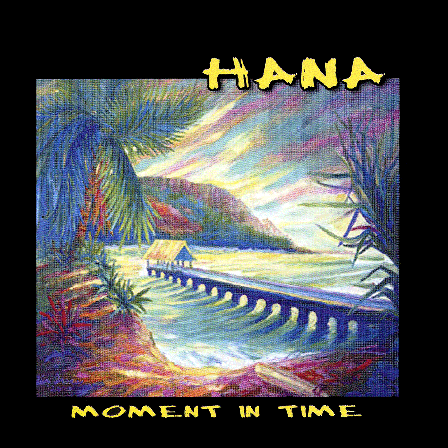 'Moment in Time' by Hana