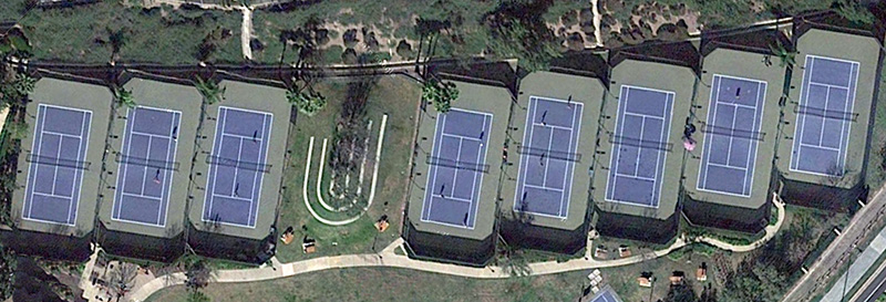 Rancho Niguel Tennis Courts