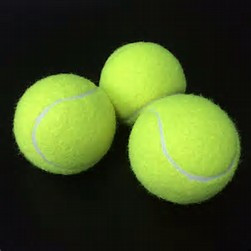 Why Are Tennis Balls Yellow and Other Tidbits