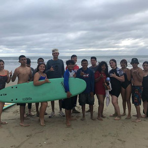 Wetsuits and Surfboards for Coachella Valley Students