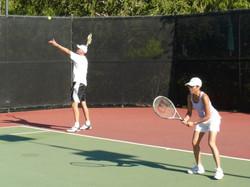 Rancho Niguel Tennis Adult Clinics
