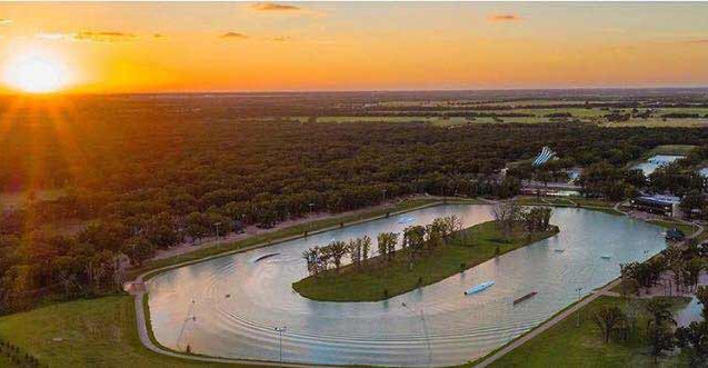 BSR Surf Ranch, Waco, Texas