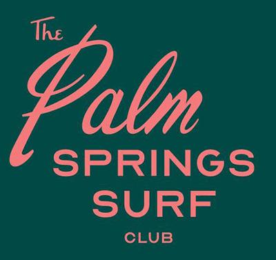 Logo of New Palm Springs Surf Club