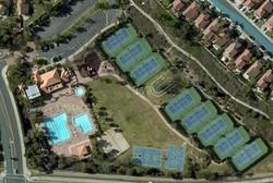 The Club at Rancho Niguel Aerial