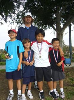 Past Junior Winners
