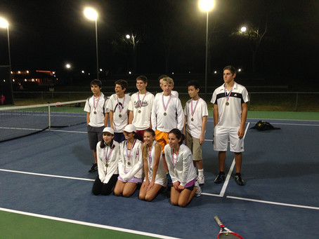 World Team Tennis December 2015 Results