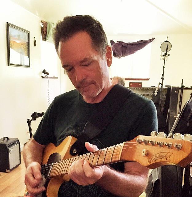 Kirk Smart on Guitar/Mandolin