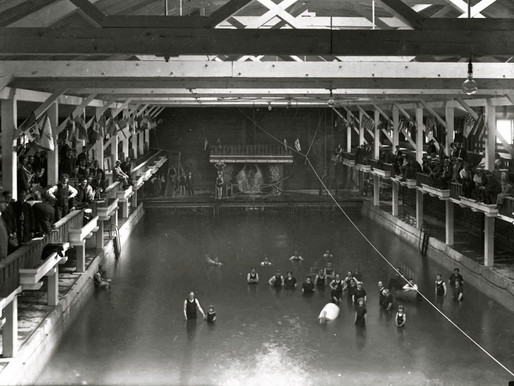 Early Waves in the U.S.A: The Natatorium