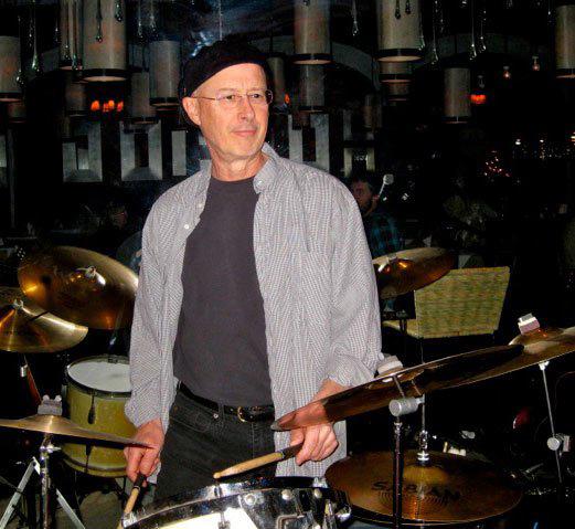 Rick Shlosser on Drums