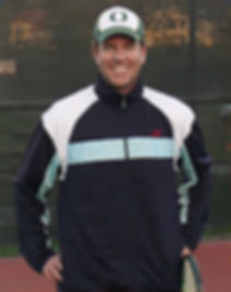 Coach Jeff Syrong