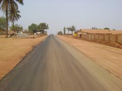 Omuaran Township Road Rehabilitation