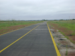 Aviation College Taxi Way