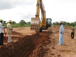 Excavation @ Tanke Road