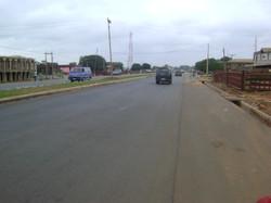 Offa Garage-Micheal imodu Road