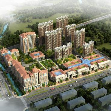 중국태호신성양로 단지개발계획