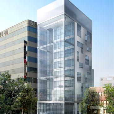 신사동 JK빌딩 신축공사
