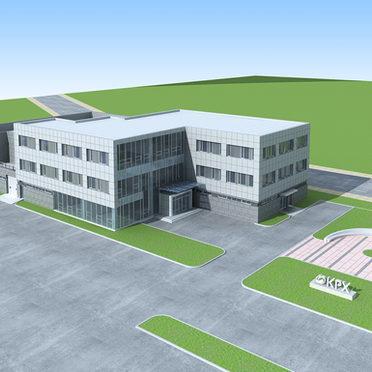울산 KPX 연구 및 실험동 증축공사