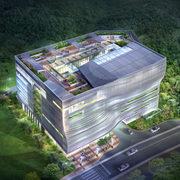 성남 하이테크밸리 복합빌딩 설계공모