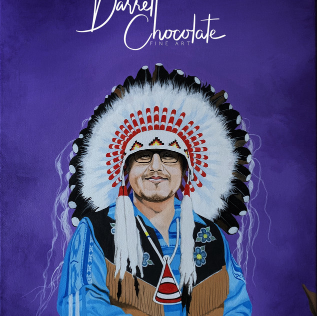 Enoch First Nation Chief