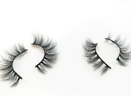 Want a super sexy and dramatic look?  Try stacking your lashes!