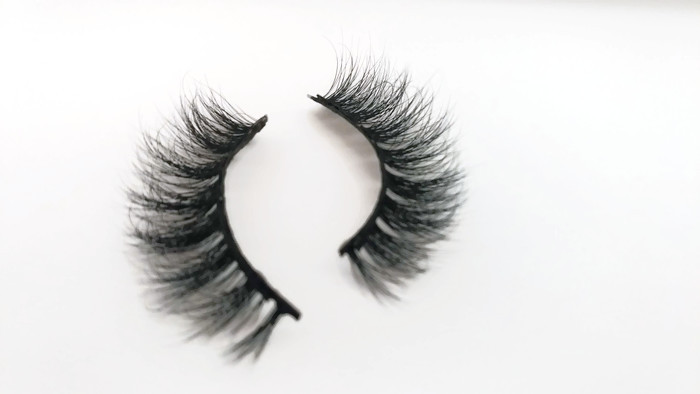 stacked lashes