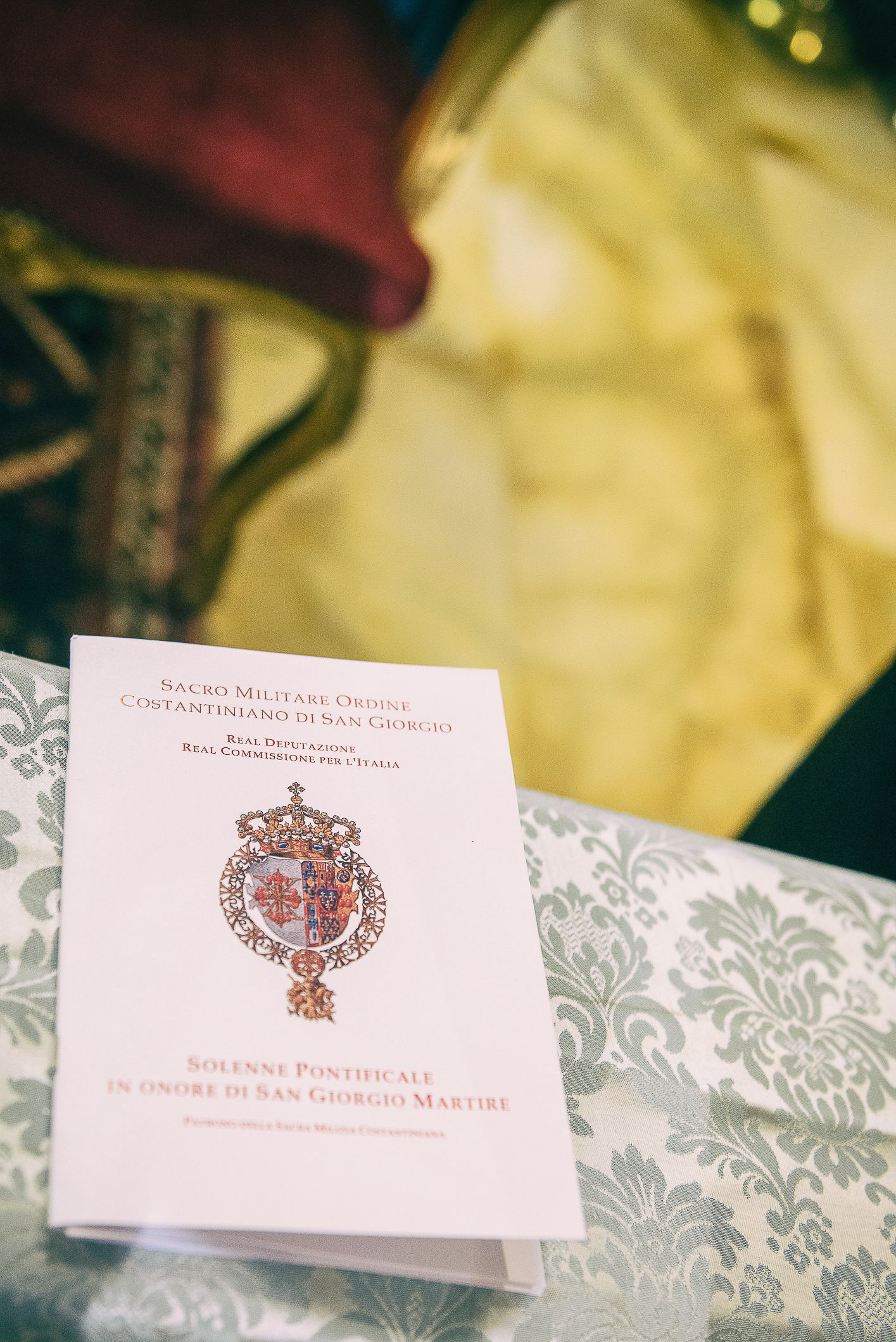 Pontificale 2018