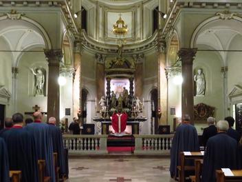Calendario Sante Messe e iniziative della Delegazione Lombardia