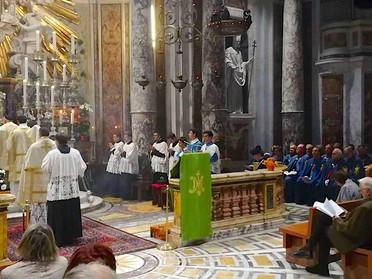 Pellegrinaggio Annuale al Santuario di Montenero (LI)