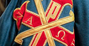 20.09.2020 - Santa Messa per l'Esaltazione della Santa Croce presso la Basilica Magistrale a Roma
