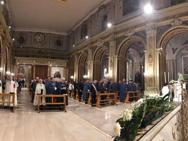 Cerimonia di Vestizione a San Severo (FG)