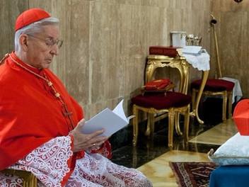 Scomparsa di Sua Em.za Rev.ma il Signor Cardinale Dario Castrillon Hoyos - Gran Priore della Sacra M