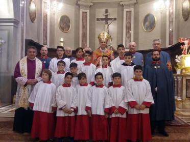 Festività di San Giorgio a Varzi (PV) 28 aprile 2019