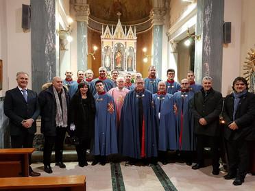 Riunione prenatalizia della Delegazione Marche-Romagna