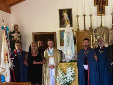 Visita della Madonna di Fatima