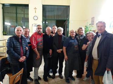 L'Ordine Costantiniano al Boccone del povero di Palermo