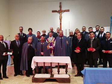 Cerimonia Delegazione Abruzzo