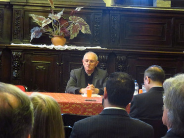 S. Messa e Conferenza del Cappellano Rev. Prof. Don Maurizio Ormas